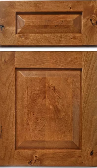 Maricopa Knotty Cabinet Face