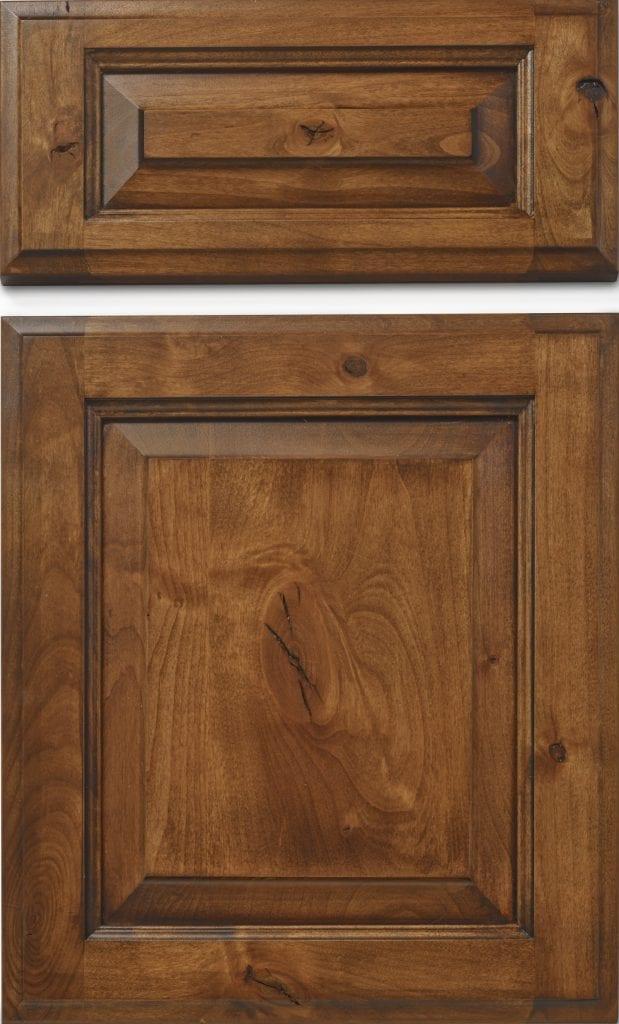 Ruidoso Knotty Cabinet Face